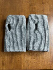 無印の手袋