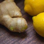 生姜とレモンの写真